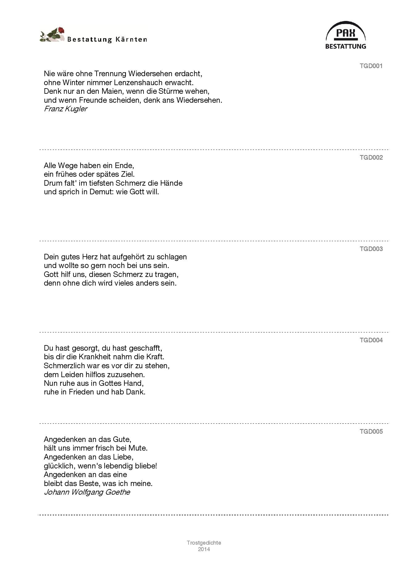 Am ende denk ich nur an dich lyrics