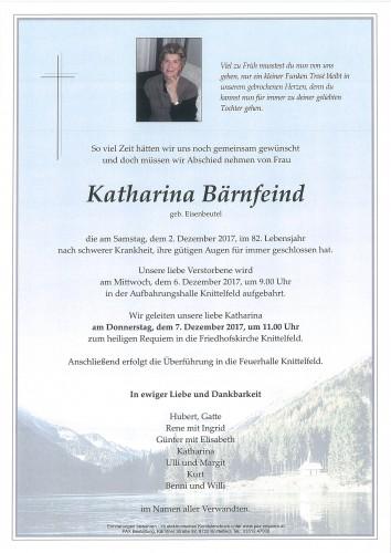 Katharina Bärnfeind