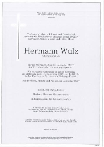 Hermann Wulz