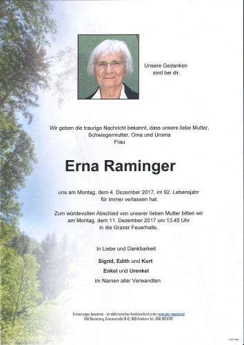 Erna Raminger