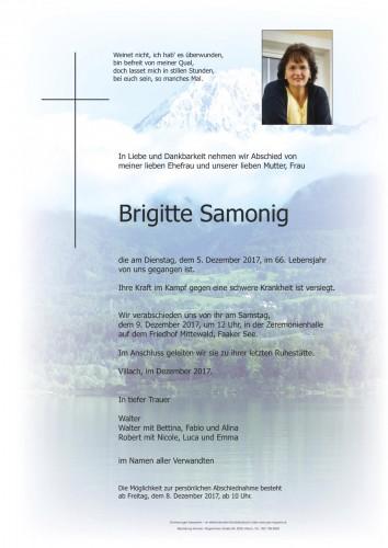 Brigitte Samonig