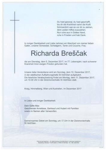 Richarda Brescak
