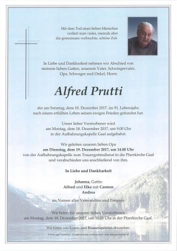 Alfred Prutti