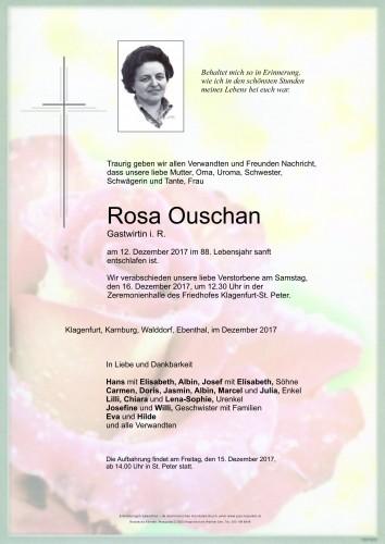 Rosa Ouschan