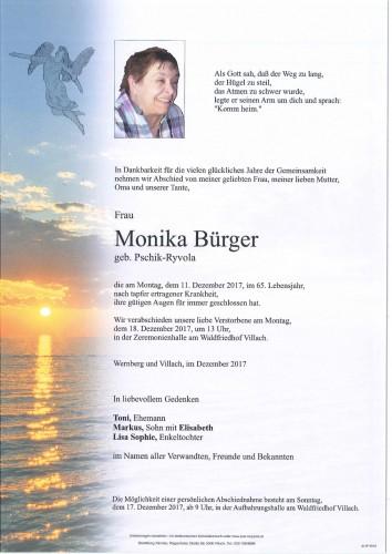 Monika Bürger