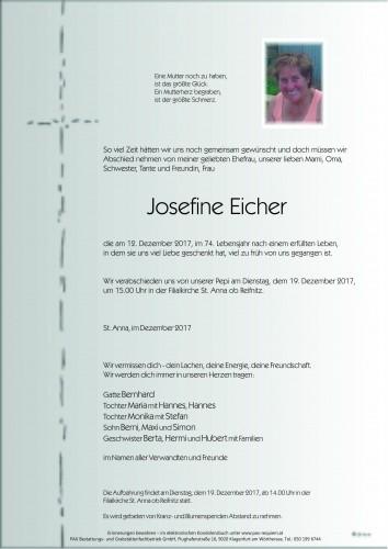 Josefine Eicher