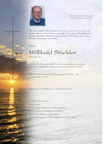 Willibald Stückler