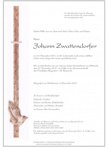 Johann Zwattendorfer