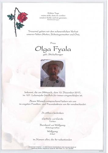 Olga Fyala