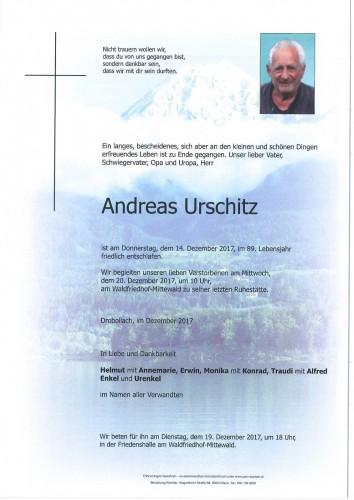 Andreas Urschitz