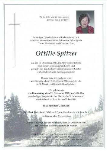 Ottilie Spitzer