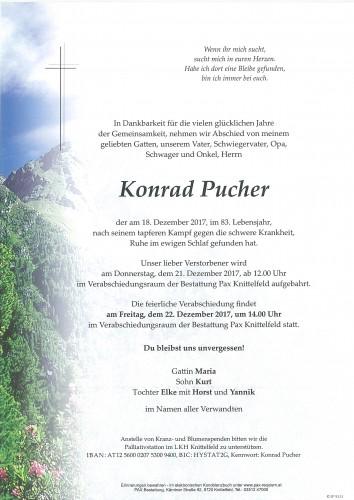 Konrad Pucher