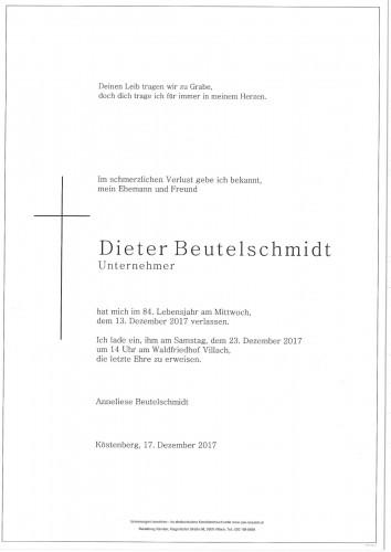 Dieter Beutelschmidt