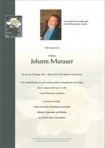 Johann Murauer