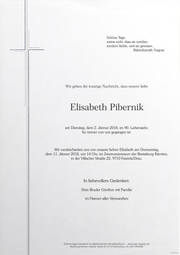 Elisabeth Pibernik