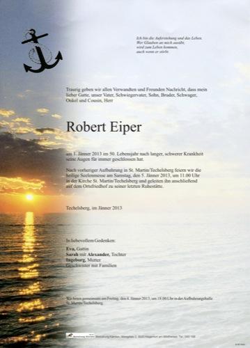 EIPER Robert