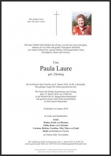 Paula Laure