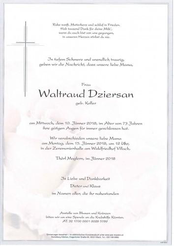 Waltraud Dziersan
