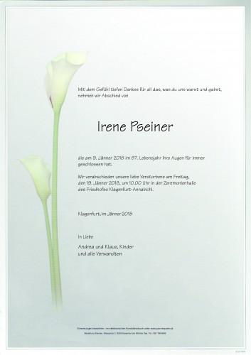Irene Pseiner