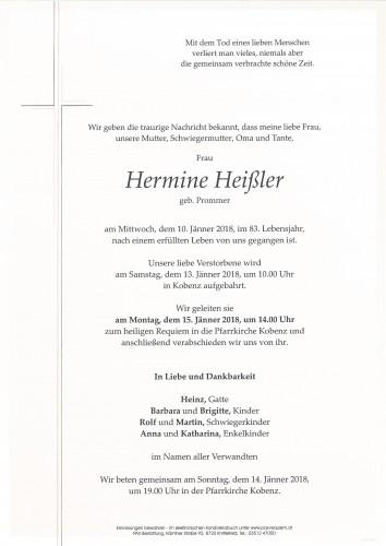 Hermine Heißler