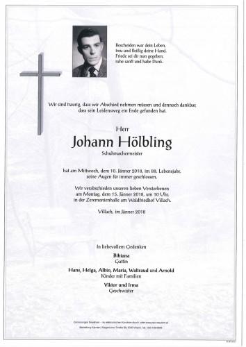 Johann Hölbling