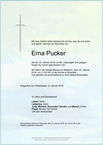 Erna Pucker