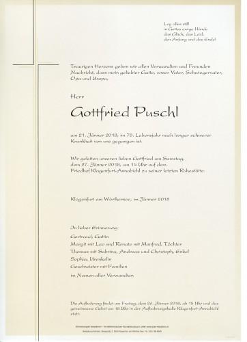 Gottfried Puschl