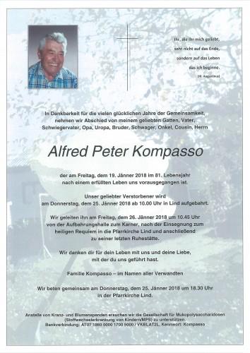 Alfred Peter Kompasso