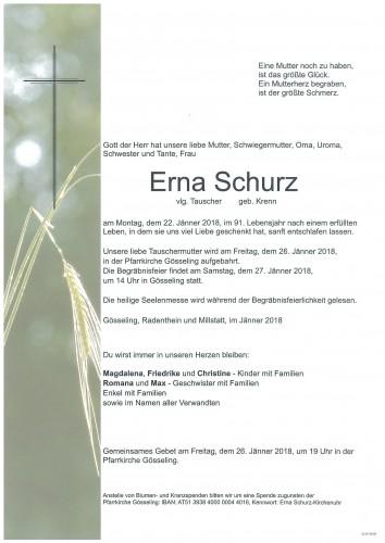 Erna Schurz