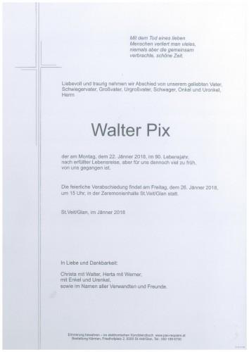 Walter Pix