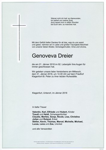 Genoveva Dreier