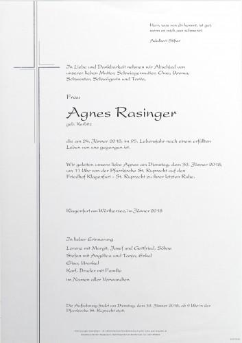 Agnes Rasinger