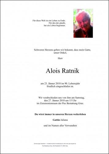 Alois Ratnik