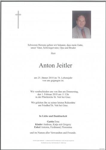 Anton Jeitler