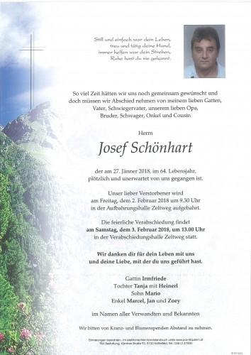 Josef Schönhart