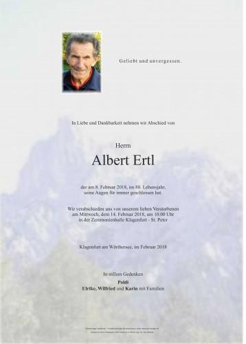 Albert Ertl