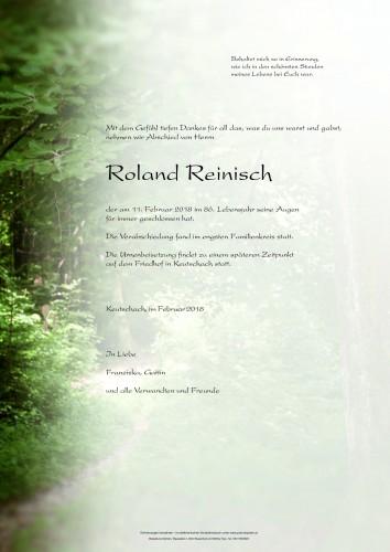 Roland Reinisch