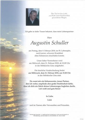 Augustin Schuller