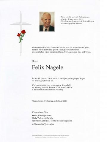 Felix Nagele