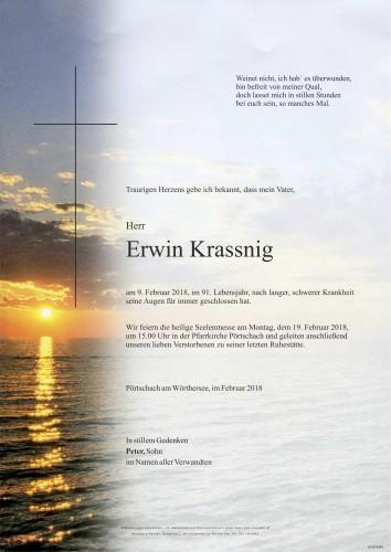 Erwin Krassnig