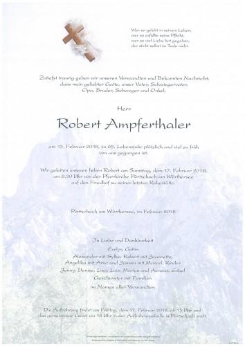 Robert Ampferthaler