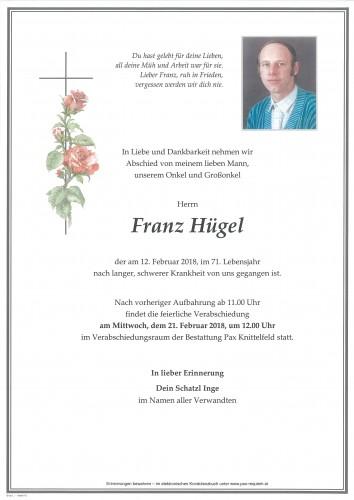 Franz Hügel