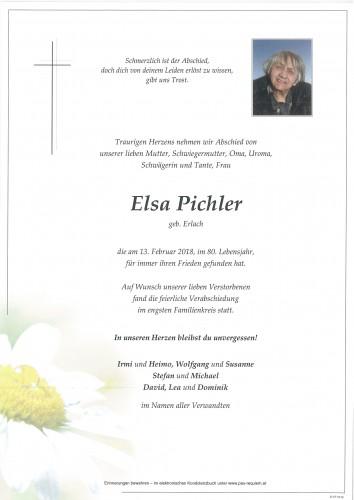 Elsa Pichler