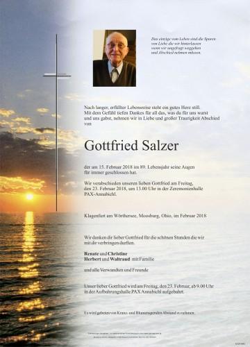 Gottfried  Salzer