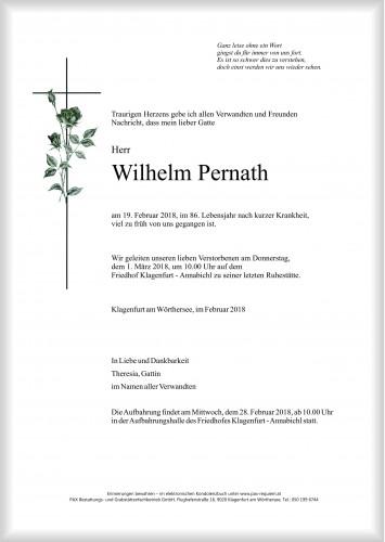 Wilhelm Pernath