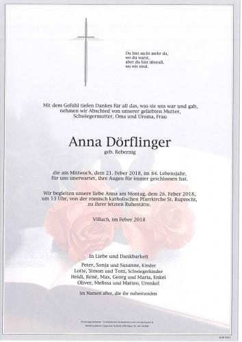 Anna Dörflinger