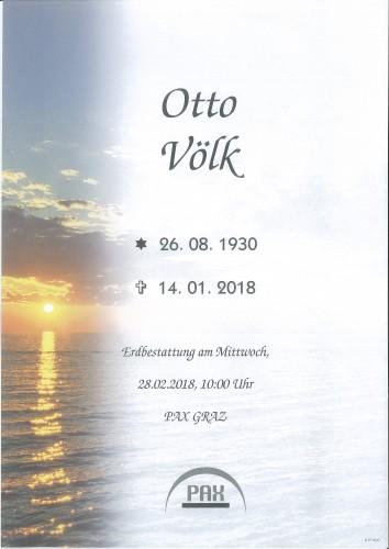 Otto Völk