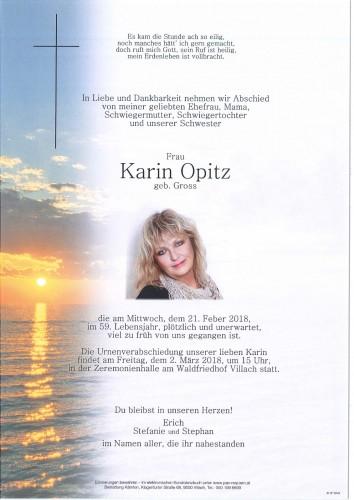 Karin Opitz