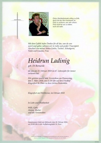 Heidrun Ladinig