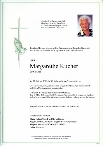 Margarethe Kucher